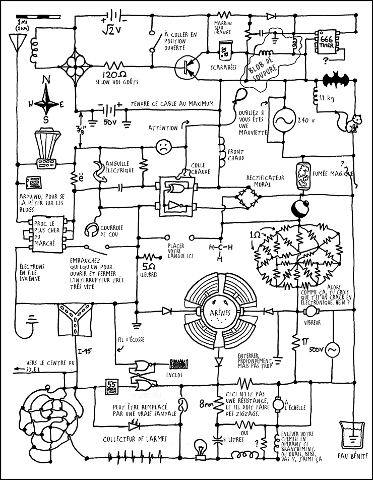 Circuit Diagram Xkcd